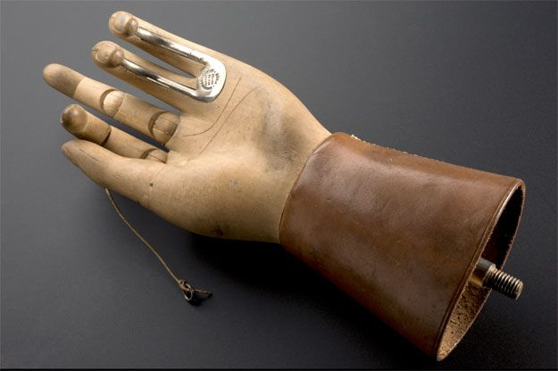 """""""Openshaw"""" prosthetic hand, 1916-1918 