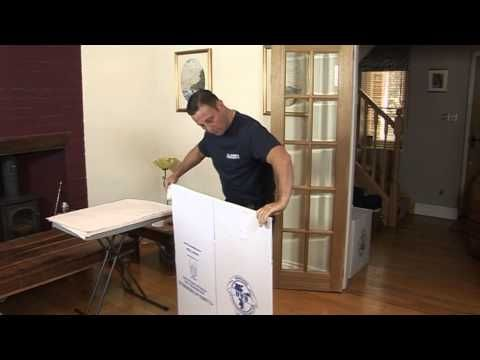 Clarks Removal Boxes top tips for packing pictures when moving house - YouTube