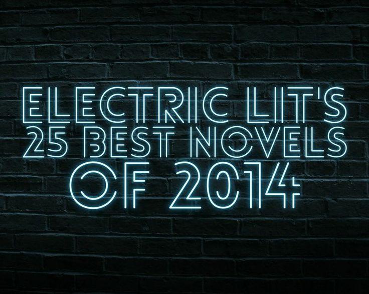 *Best Novels of 2014- Electric Lit's