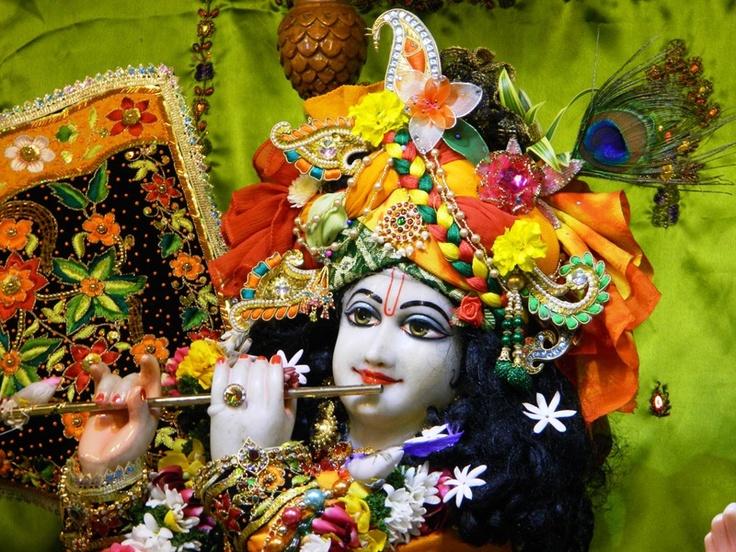 Sri Sri Nandalala @ISKCONPune