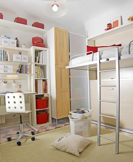 Decoração para Quartos Estreitos e Compridos - Cores da Casa