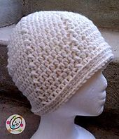 Twist and shout beanie crochet