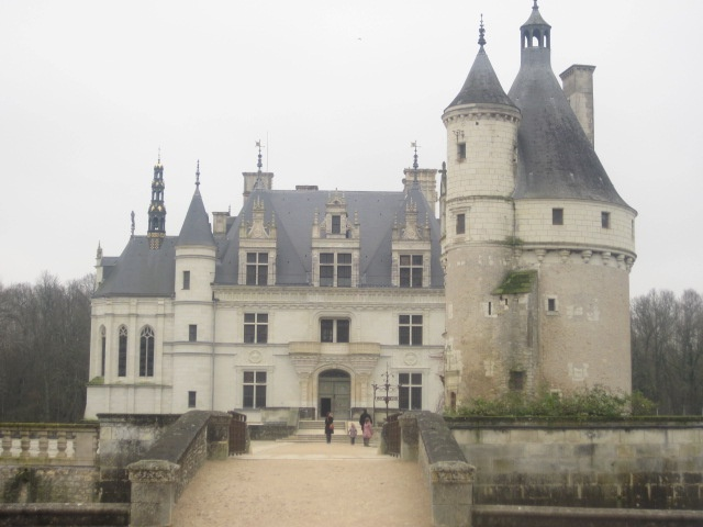 Chenonceau Castle,  Loire River Valley, France