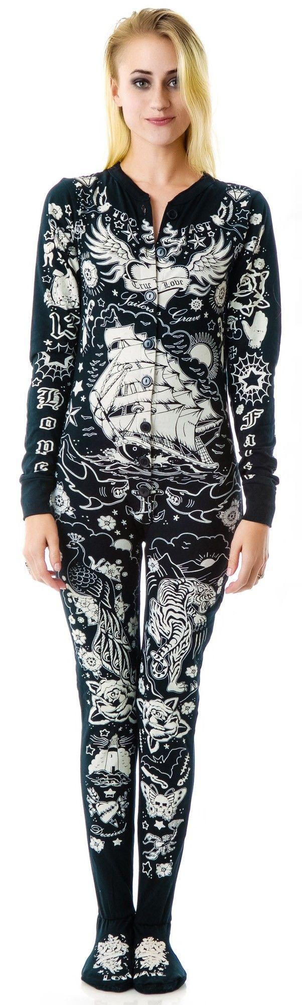Cute Womens Christmas Pajamas