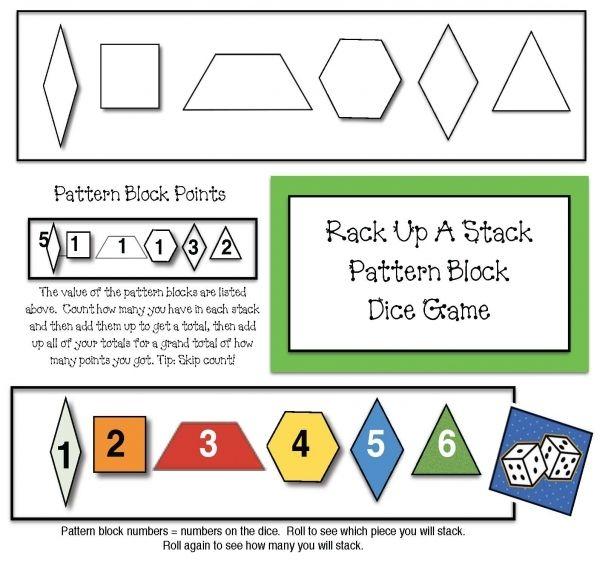 meet me number pattern
