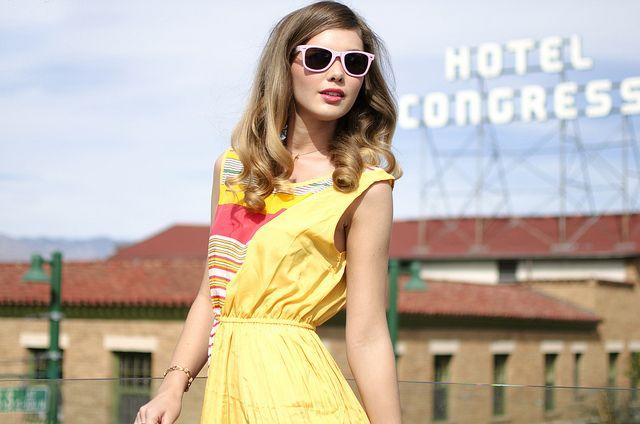Model: Sarah Means  Hair & Make Up: Georgina De La Rosa  Shannon Sanders Photography