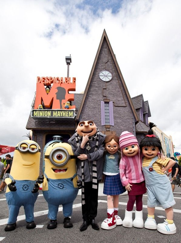 Planning a trip to Universal Studios Florida? Videos and tips to help!