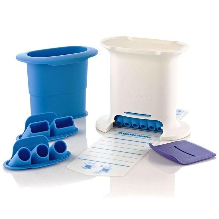 Tupperware Massa Express Azul Kit 6 peças - Quer Comprar Tupperware Online? Loja Mundo Tupperware