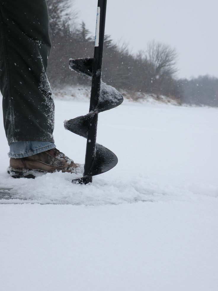 Ready to get out on the ice? Conditions vary across the state, so check the weekly fishing report or call your local fisheries office before you go.
