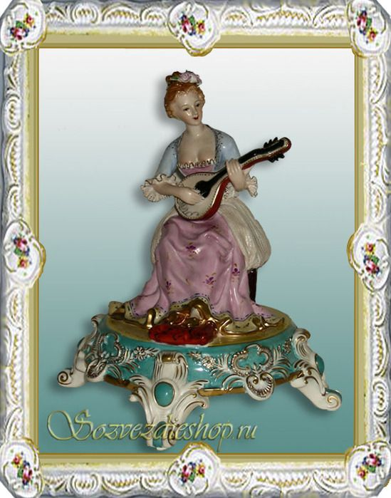 The Deals on porcelain production was interested personally empress Catherine II. On her desire before Imperial porcelain plant was put problem provide whole Russia of the porcelain .
