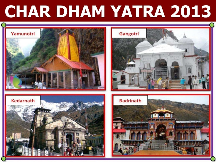Char Dham Yatra 2013 by Apna Bharat Tours & Travels