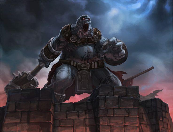 Undead Ogre 2