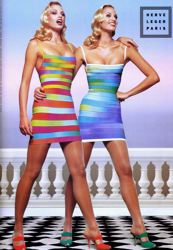 Herve Leger, early 90s