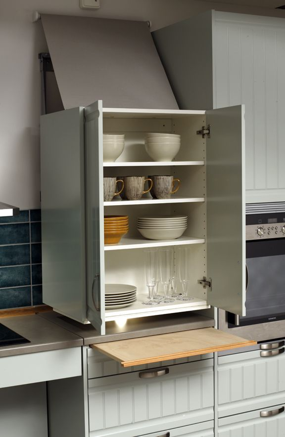 Diago Wall Cabinet Lift for Kitchens   Freedom Lift Systems26 best Universal Design Kitchens images on Pinterest  . Universal Design Kitchen. Home Design Ideas