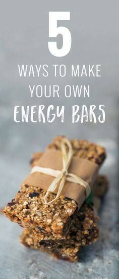 Energy bars may seem Energy bars may seem like a smart source of...  Energy bars may seem Energy bars may seem like a smart source of fuel when youre in a rush but many of the store-bought options contain amounts of sugar that can make an otherwise balanced diet unbalanced. Recipe : http://ift.tt/1hGiZgA And @ItsNutella  http://ift.tt/2v8iUYW