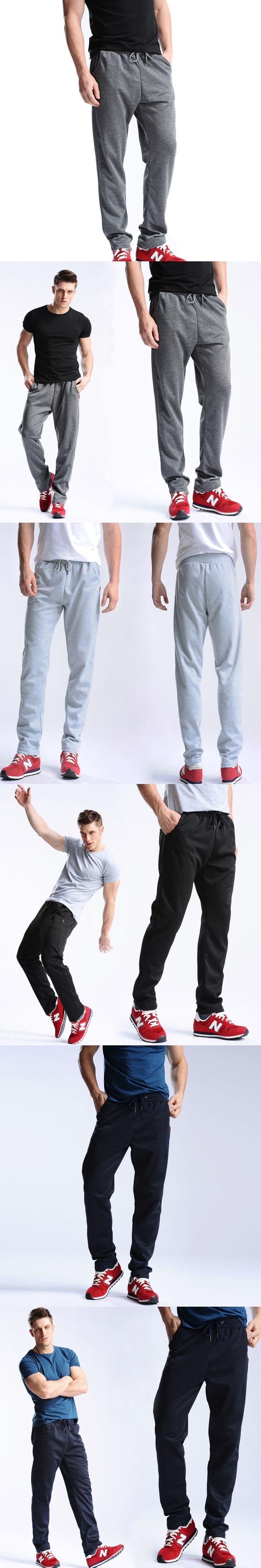 2017 Brand Casual Joggers Solid Business Compression Pants Men Cotton Sweatpants Trousers Calabasas Militar Pants