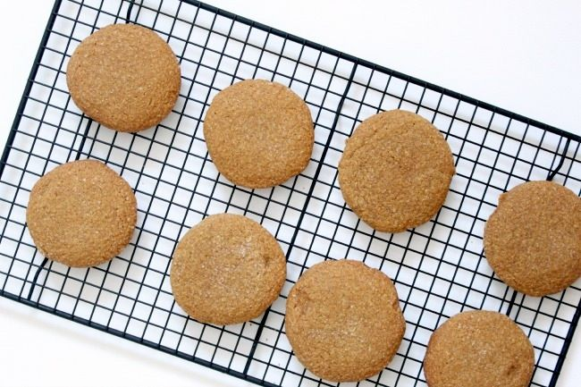 Alimenti senza glutine: biscotti croccanti fatti in casa