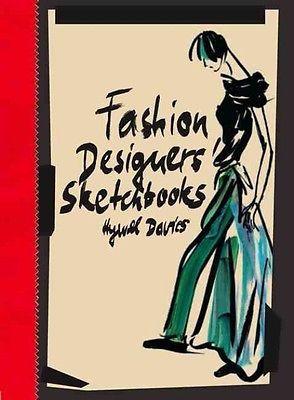 Fashion Designers Sketchbooks by Hywel Davies Hardcover Book (English) | eBay