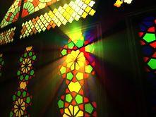 Nasir ol-Molk Mosque. Alkawthar channel Station identification. Part of my dissertation in the field of TV & Digital art in IRIBU college. N...