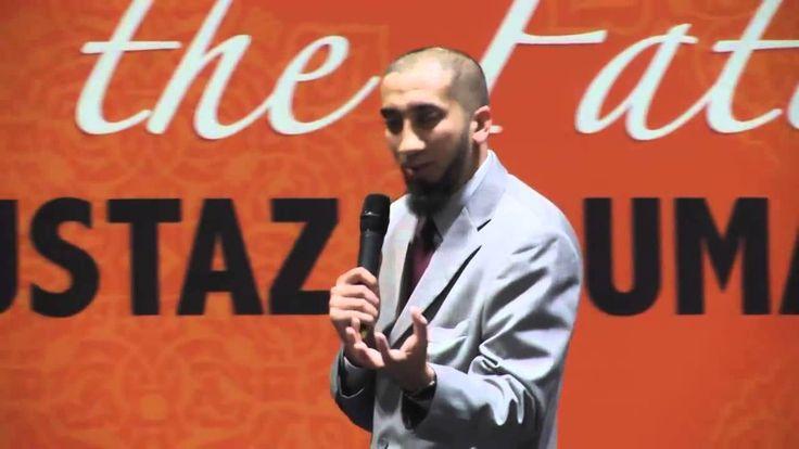 Nouman Ali Khan Rediscovering The Fatihah Part 1