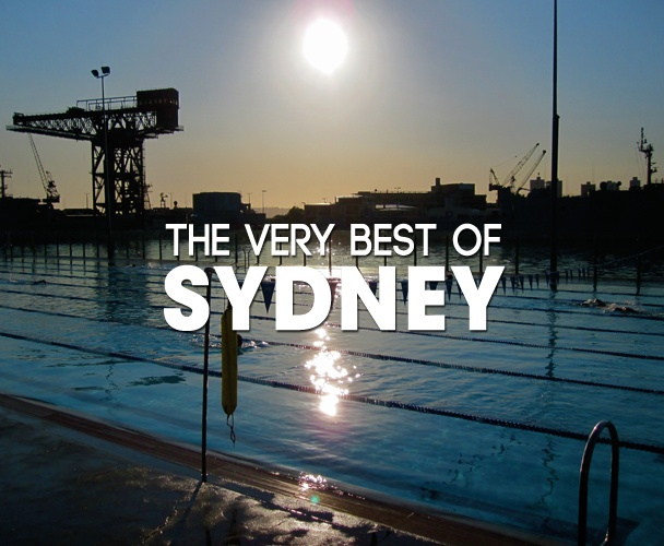 Your guide to the good life in Sydney