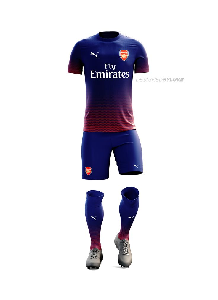 My visions on what some of football's most famous clubs and countries should wear in matches. Hope you like them!