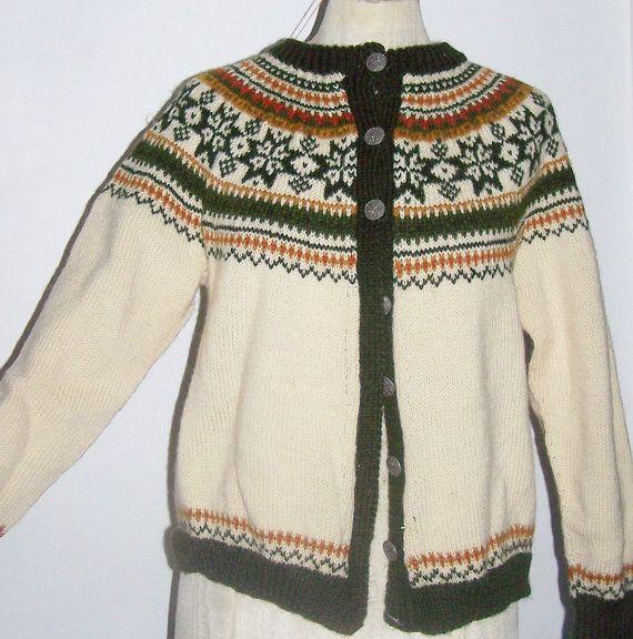 Norwegian Sweater Knitting Patterns : 282 best Kofter images on Pinterest