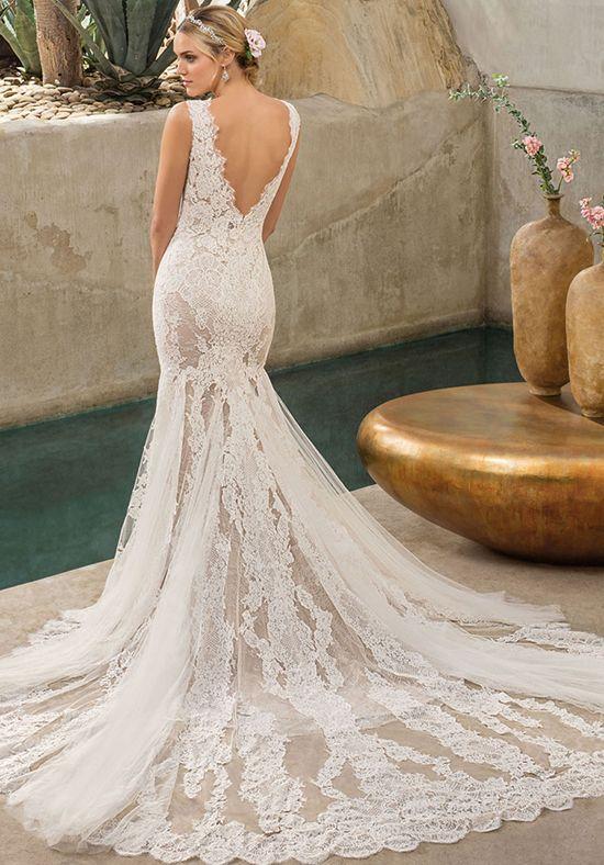 Casablanca Bridal Style 2306 Savannah Mermaid Wedding Dress