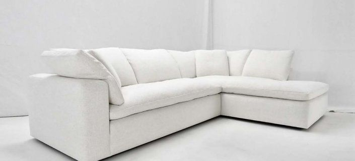 Restoration Hardware Cloud Sectional Replica Made In Usa
