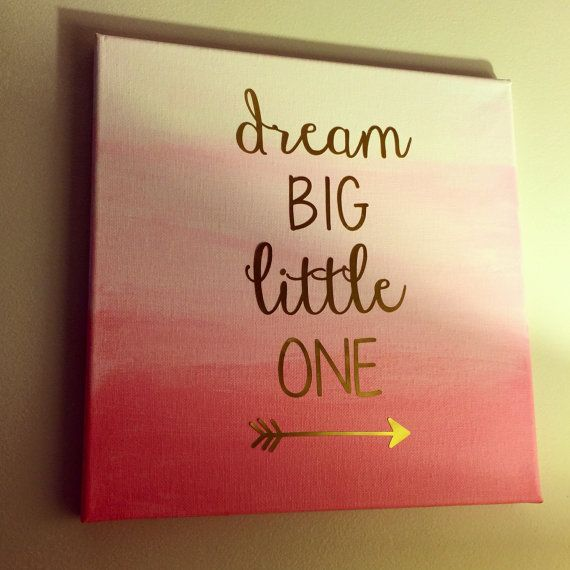 Best 20 Nursery canvas ideas on Pinterest Expecting baby quotes