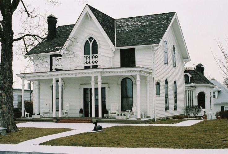 Amelia Earhart's childhood home, Atchison, Kansas | Kansas ...