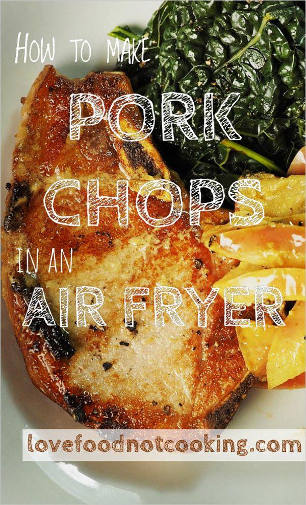 Air Fryer Pork Chops Recipe Air Fryer Recipes Pork Air Fryer Recipes Pork Chops Air Fryer