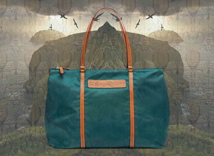 Nature in Scotland is wild, untamed and beautiful. Explore it with 13/27 Felisi bag.