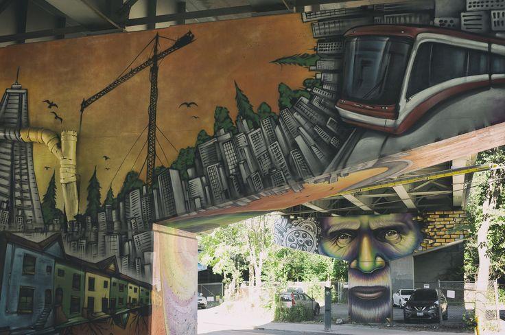 Beneath Richmond St | by William Self