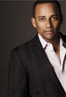 Hill Harper:  got to meet him and hear him speak once. he is as intelligent and inspiring as he is brilliant.