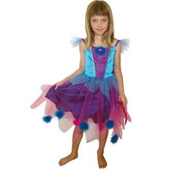 pauwen kostuum kinderen  | Fee kostuum 6-8 jaar | EUREKAKIDS | Speelgoedwinkel…