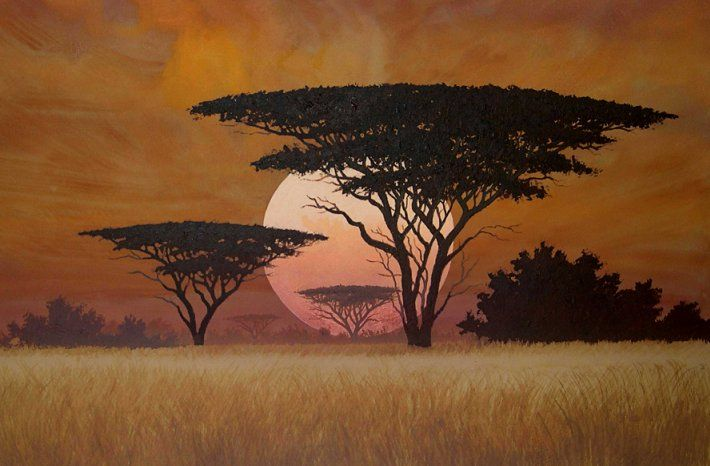 Beautiful Places In Africa   Most Beautiful Places on Earth? - Zelda Universe Forums - The worlds ...