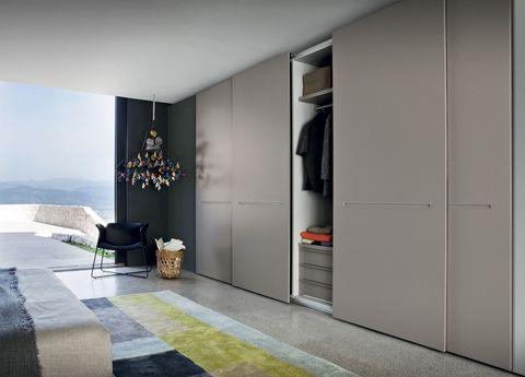 Alfa Traccia Sliding Door Wardrobe - Tatiana