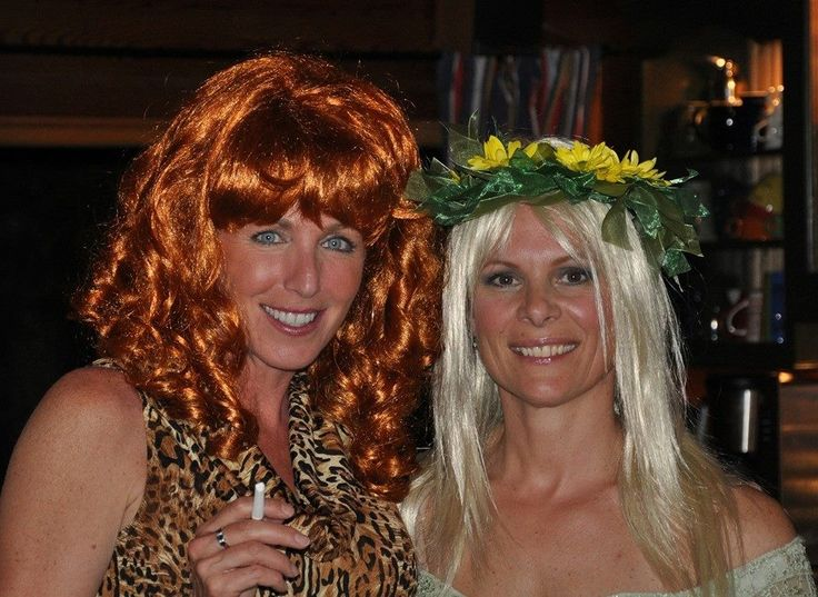 Peg Bundy & Mother Nature - favorited Mom themed party