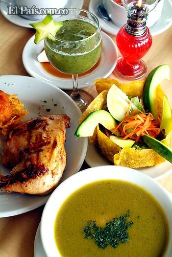 Ginebra es un municipio conocido por el sabor de su sancocho, plato típico del Valle hecho con gallina, plátano, papa y verduras.