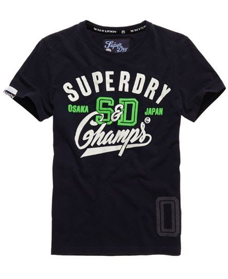 Superdry SD Champs T-shirt