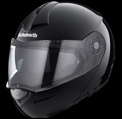 CASQUE MODULABLE MOTO HELMET SCHUBERTH C3 PRO NOIR BRILLANT XS S M L XL XXL
