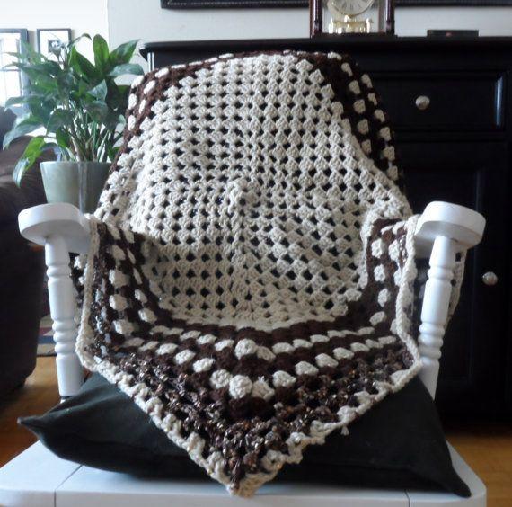 Crochet afghan crochet blanket crochet by PattisPlaceinOntario