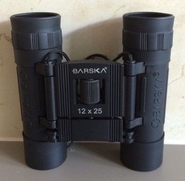 Binoculars, 12x25 Compact Lucid View $69.95 - these compact binoculars are brilliant for sporting events and concerts, camping and travelling. #binoculars #mensgadgets #mensgifts