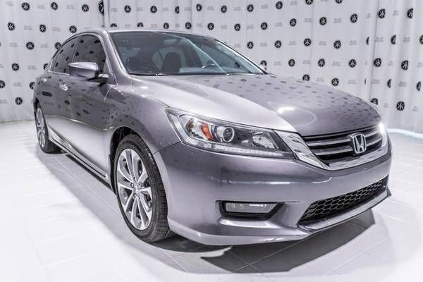 *As low as $495.00 Down* 2014 Honda Accord Sport