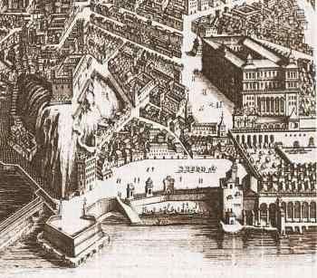Domenico Fontana a Napoli