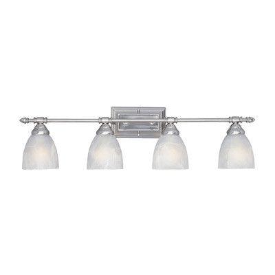 Designers Fountain Apollo 4 Light Vanity Light & Reviews | Wayfair