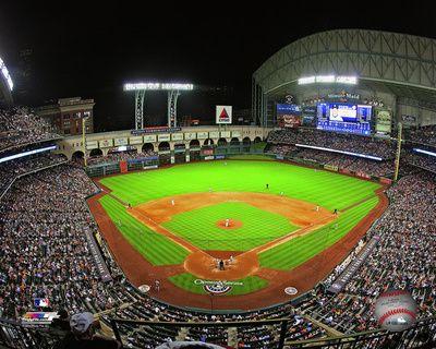 Houston Astros - Minute Maid Park 2014