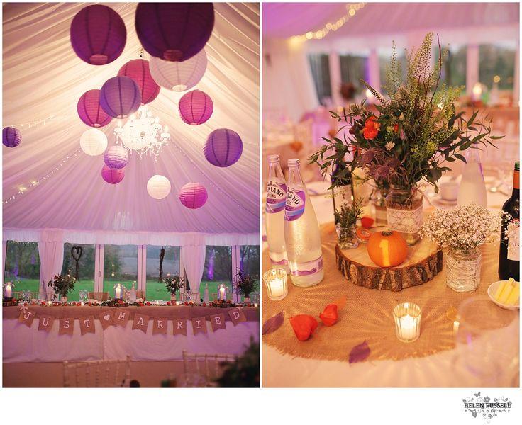 Priory Cottages Wedding Ideas Vintage Autumn Details Paper