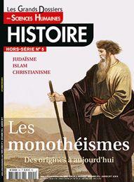 Consultez le sommaire du magazine Les monothéismes
